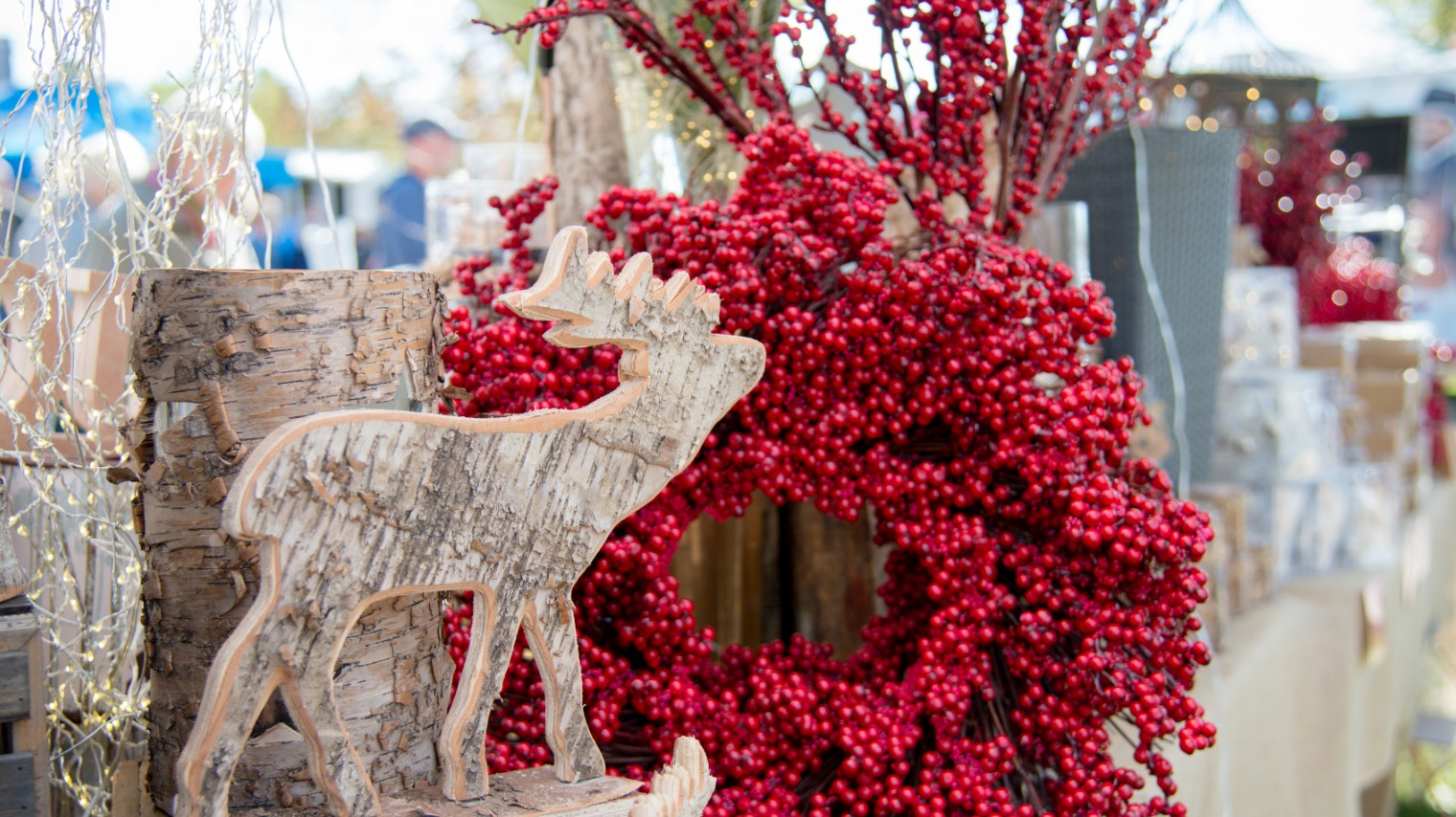 Bala Cranberry Festival Wreath